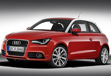 Audi A1 1.6 TDI 105 Attraction (2010)