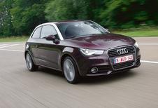 Audi A1 1.6 TDi 66kW S line (2014)