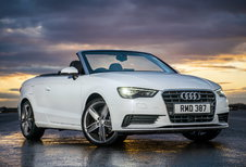 Audi A3 Cabriolet 1.8 TFSi 132kW S tronic Attraction