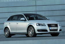 Audi A3 Sportback 1.6 TDIe Attraction