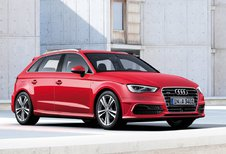 Audi A3 Sportback 1.4 TFSi 92kW Attraction