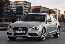 Audi A4 2.0 TDi 130kW Multitronic