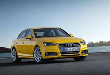 Audi A4 1.4 TFSi 110kW (2016)