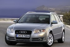 Audi A4 Avant 2.7 V6 TDI 132kW S-Line