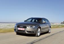 Audi A4 Avant 2.0 TDi 100kW (2015)