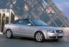 Audi A4 Cabriolet 2.4 Multitronic
