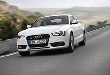 Audi A5 3.0 TDi 180kW S tronic quattro S line
