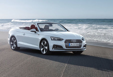 Audi A5 Cabriolet 3.0 TFSi 200kW S Tronic quattro S line