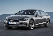 Audi A5 Sportback 2.0 TDi 110kW