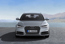 Audi A6 Avant 3.0 TDI 180kW S tronic quattro