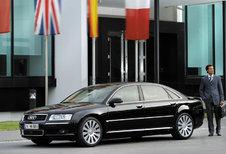 Audi A8 3.0 V6 Multitronic (2002)