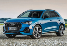 Audi Q3 35 TFSI S tronic S line Business Edition (2021)