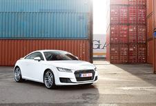 Audi TT Coupé 2.0 TFSI 155kW S tronic S line