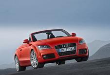Audi TT Roadster 3.2 V6 Quattro