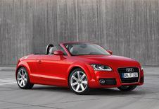 Audi TT Roadster 2.0 TDI 125kW S tronic S line quattro