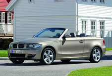 BMW 1 Reeks Cabriolet