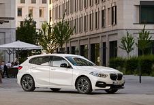 BMW 1 Reeks Hatch 116d (85 kW) (2020)