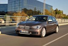 BMW 1 Reeks Sportshatch 114i Checkered Flag (75 kW)