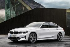 BMW Série 3 Berline 318d (100 kW) (2021)