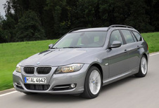 BMW 3 Reeks Touring 318d (2005)