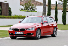BMW 3 Reeks Touring 318d 136 (2012)