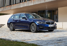 BMW 3 Reeks Touring 318d (110 kW)
