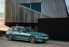 BMW Série 3 Touring 318d (110 kW)