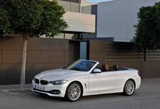 BMW Série 4 Cabrio 420d 184 (2014)