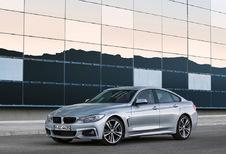 BMW Série 4 Gran Coupé 420d 184 (2014)