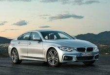 BMW Série 4 Gran Coupé 420d xDrive (140 kW) (2020)