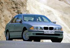 BMW 5 Reeks Berline