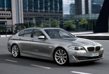 BMW Série 5 Berline 520d 184 EfficientDynamics Edition (2010)