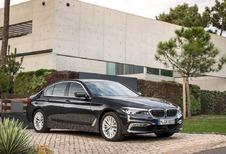 BMW Série 5 Berline 518d (110 kW)