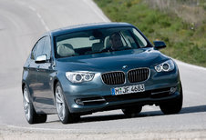 BMW Série 5 Gran Turismo 530d 245 (2009)