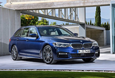 BMW 5 Reeks Touring 520d (120 kW) (2018)