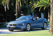 BMW 6 Reeks Cabrio 645Ci (2004)