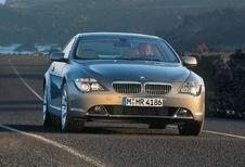 BMW Série 6 Coupé 630i