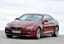 BMW Série 6 Coupé 640i