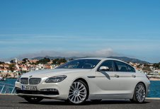 BMW 6 Reeks Gran Coupe