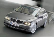 BMW Série 7 Berline 750i (2005)