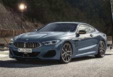 BMW 8 Reeks Coupé