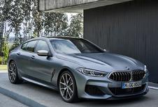 BMW 8 Reeks Gran Coupé