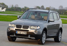 BMW X3 xDrive 30d 218 (2004)
