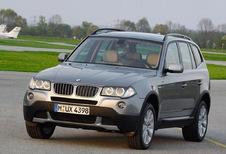 BMW X3 2.0d (2004)