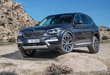 BMW X3 xDrive20d (140 kW) (2018)