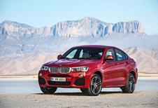 BMW X4 X4 xDrive20d 190 (2014)