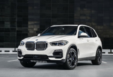 BMW X5 M50d (294 kW)