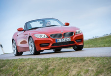 BMW Z4 Roadster sDrive35is (250 kW)