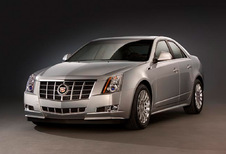 Cadillac CTS Sedan 3.6 V6 AWD Sport Luxury