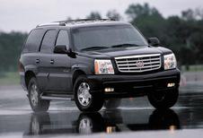 Cadillac Escalade 6.0 V8 (2005)